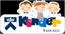 Logo Kínder Yaocalli